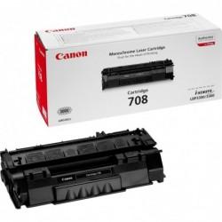Tóner Canon 708 Negro