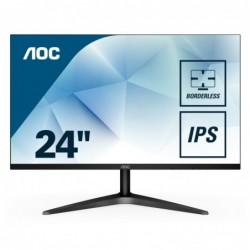 "MONITOR AOC 23.8"" LED IPS..."