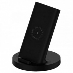 Cargador Inalámbrico Qi Xiaomi Mi 20W Wireless Charging Stand Negro