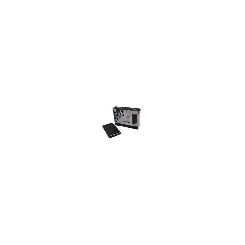 B-Move Caja Disco Duro De 2,5 Sata-Ide Negro
