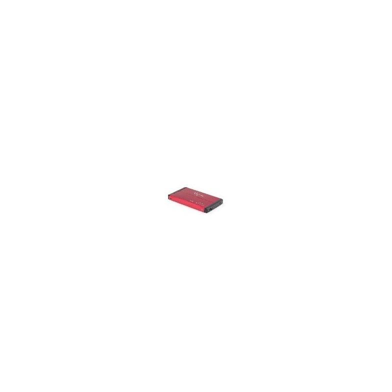 Gembird Caja Hd 2.5 Usb 3.0 Roja