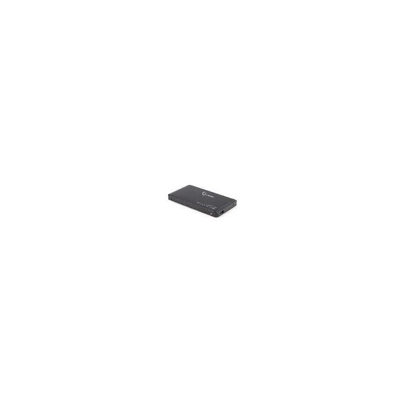 Gembird Box HD 2.5 USB 3.0 Black