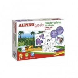 Pack ALPINO Recorta y...