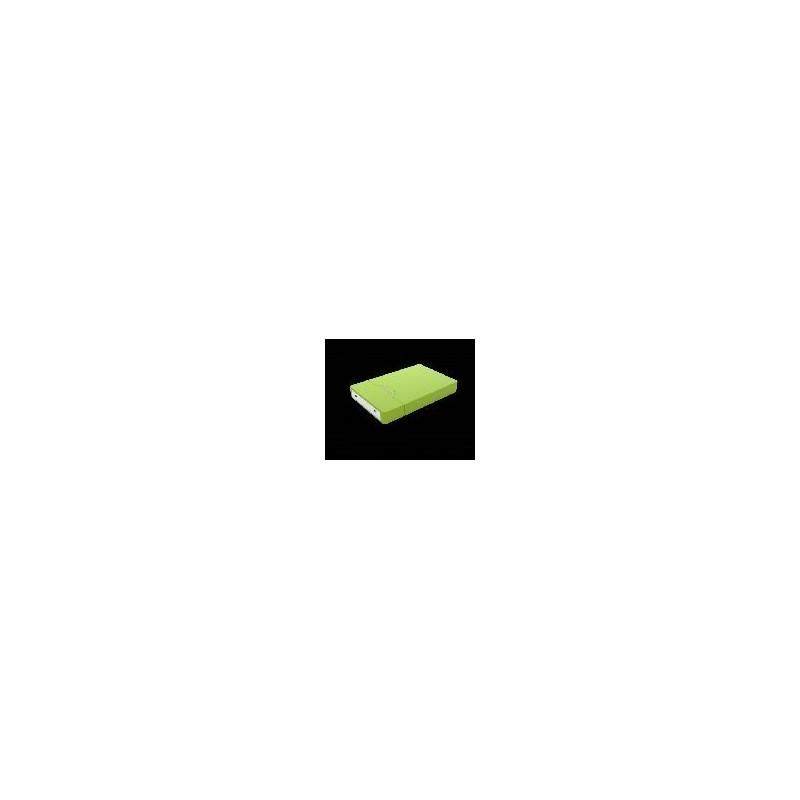 Aqprox Caja Disco Duro Externa 2,5 Usb3.0 Verde