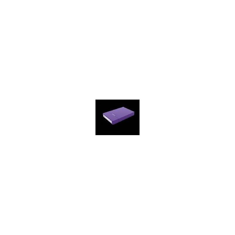 Aqprox Caja Disco Duro Externa 2,5 Usb3.0 Purpura