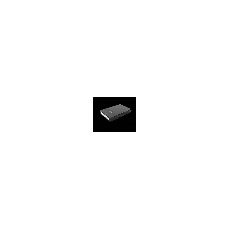 Aqprox Caja Disco Duro Externa 2,5 Usb3.0 Negro
