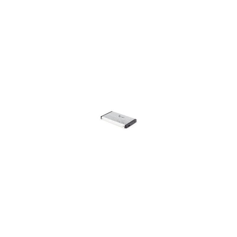 Gembird Case Silver USB 3.0 HD 2.5