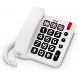 Teléfono Fijo SPC Comfort Numbers