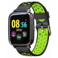 Smartwatch Billow Sport XS35 Negro/Verde