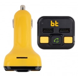 Kit de Coche Bluetooth/Transmisor FM NGS Spark BT Curry