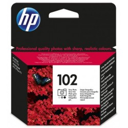 Tinta Hp 102 C9360Ae Grey