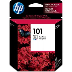 Tinta Hp 101 C9365Ae Blue