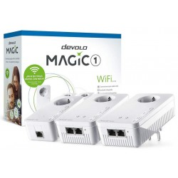 Powerline Devolo Magic 1 WiFi Multiroom 2-1-3