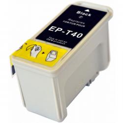 Tinta Compatible Epson T040 Negro