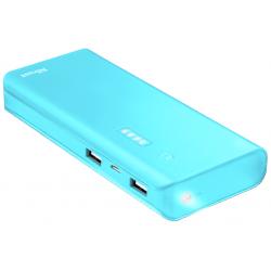Batería Powerbank 10000 mAh Trust Primo Azul