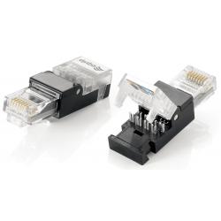 Conector RJ45 Cat.6 ToolFree Equip Kit de 2 Unidades