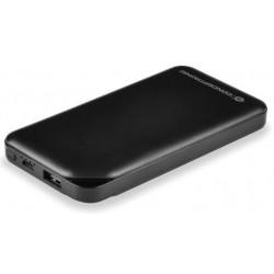 Batería Powerbank 10000 mAh Conceptronic AVIL01B Negra