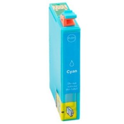 Tinta Compatible Epson 603XL Cian