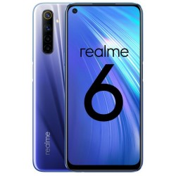 Smartphone Realme 6 (4GB/128GB) Azul