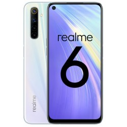 Smartphone Realme 6 (8GB/128GB) Blanco
