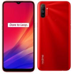 Smartphone Realme C3 (3GB/64GB) Rojo