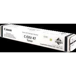 Tóner Canon C-EXV47 Negro