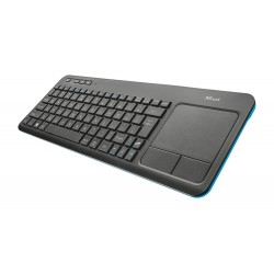 Trust Wireless Keyboard with Touchpad Veza