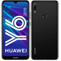 Smartphone Huawei Y6 2019 (2GB/32GB) Negro