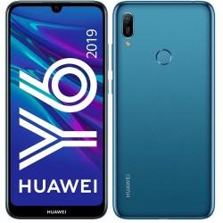 Smartphone Huawei Y6 2019 (2GB/32GB) Azul