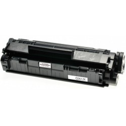 Tóner Compatible HP 12X Negro Q2612X