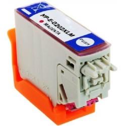 Tinta Compatible Epson 202XL Magenta T02H3