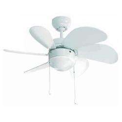 Ventilador de Techo FM VT-90 Color Blanco
