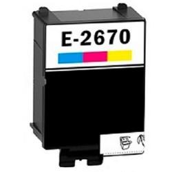 Tinta Compatible Epson 267 Color T2670