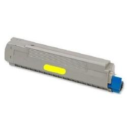 Tóner Compatible Oki 42918913 Amarillo