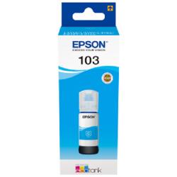 Tinta Epson 103 Cian T00S24A