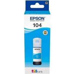 Tinta Epson 104 Cian T00P240