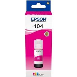 Tinta Epson 104 Magenta T00P340