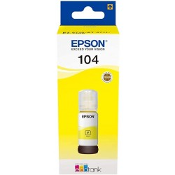Tinta Epson 104 Amarillo T00P440