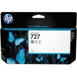 HP CARTUCHO B3P24A GRIS Nº 727