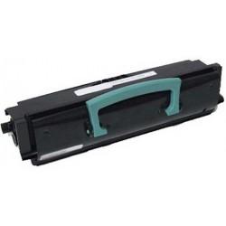 Tóner Compatible Lexmark E250A11E Negro