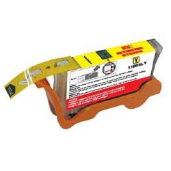 Tinta Compatible Lexmark 100XL Amarillo
