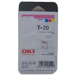 Tinta Oki Okiwifi Color 7Ml...
