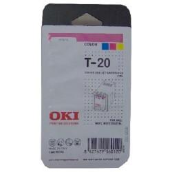 Tinta Oki Okiwifi Color 7Ml...