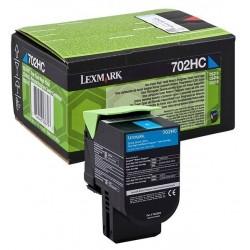 Toner Lexmark 70C2Hc0 Cyan...