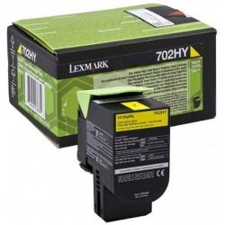 Toner Lexmark 70C2Hy0...