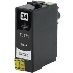 Tinta Compatible Epson 34XL Negro T3471