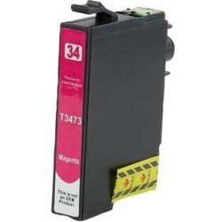Tinta Compatible Epson 34XL Magenta T3473