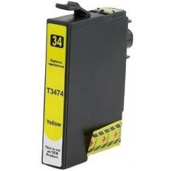 Tinta Compatible Epson 34Xl Amarillo T3474