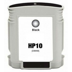 Tinta Compatible HP 10 Negro C4844AE