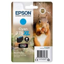 EPSON CARTUCHO T3792 CIAN...